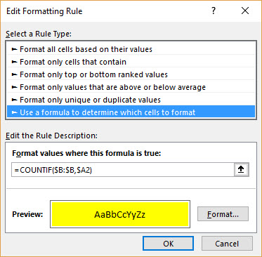 Compare two lists or columns in Microsoft Excel Chris Menard Training